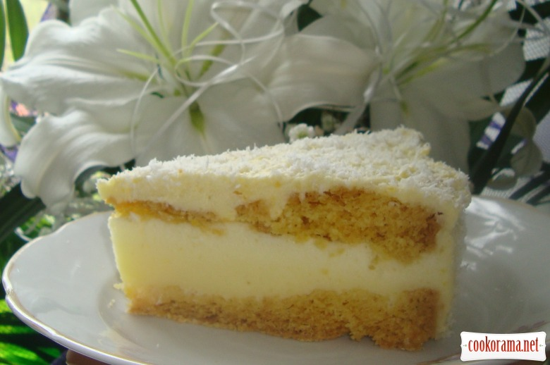 Торт «Улюблений»