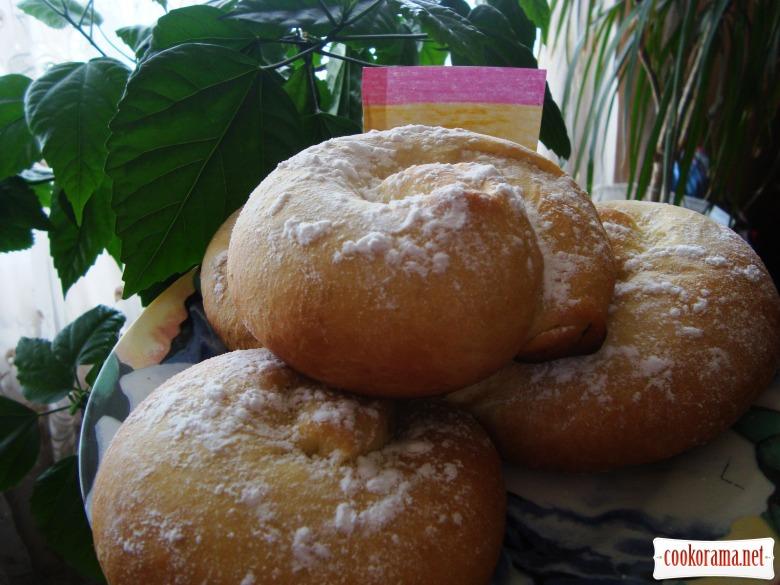 Енсаймадас (іспанські булочки)