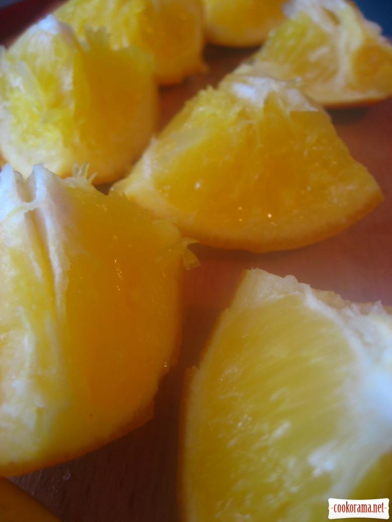 Апельсинова спокуса