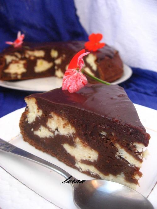 Sernik czekoladowy