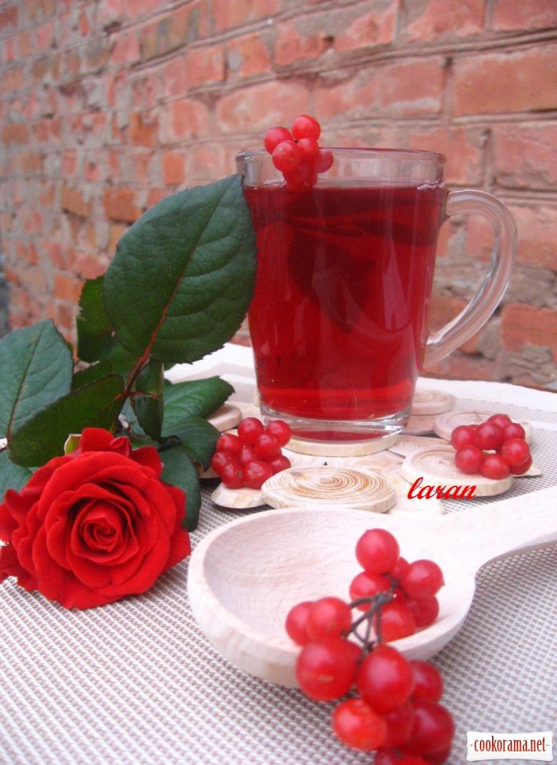 Чай з калини