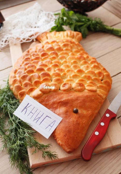 """Пиріг """"Рибка"""""""