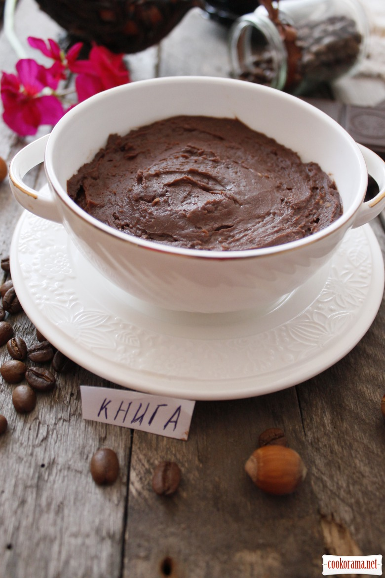 Шоколадний хумус