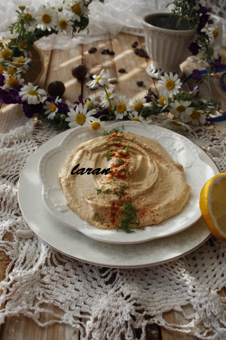Рецепт хумуса из нута