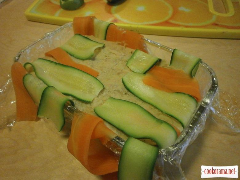 крем овочі