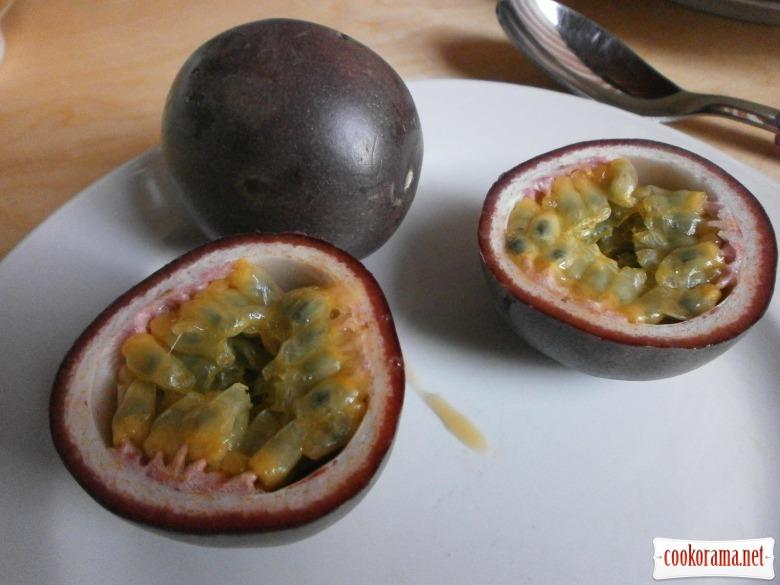 фрукти пасіфлори