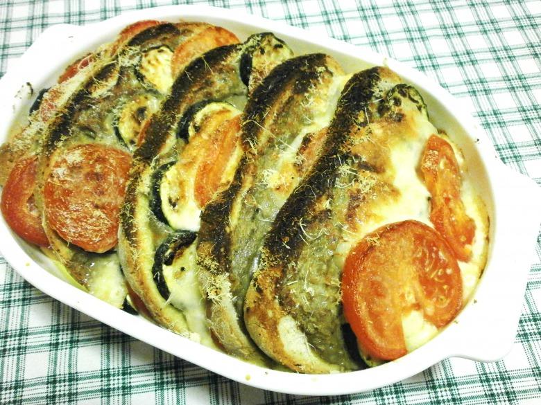Швейцарська овочева запіканка