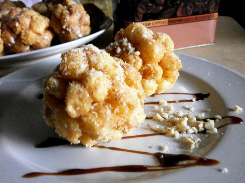 Десерт з кукурудзяних паличок (смак дитинства)