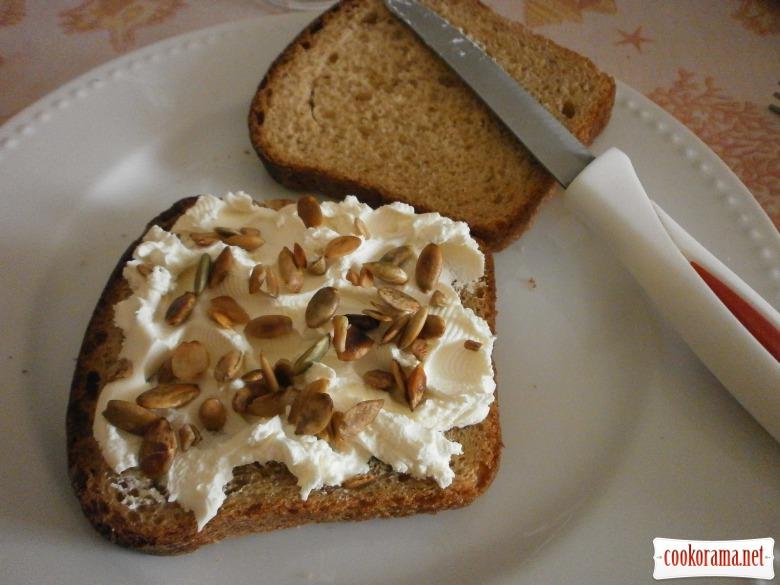 хліб насіння