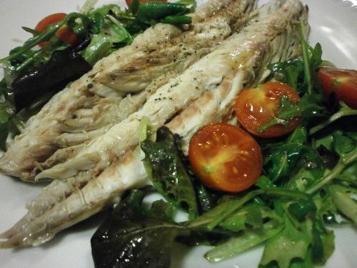 Скумбрия по рецепту рыбаков с Адриатичного моря