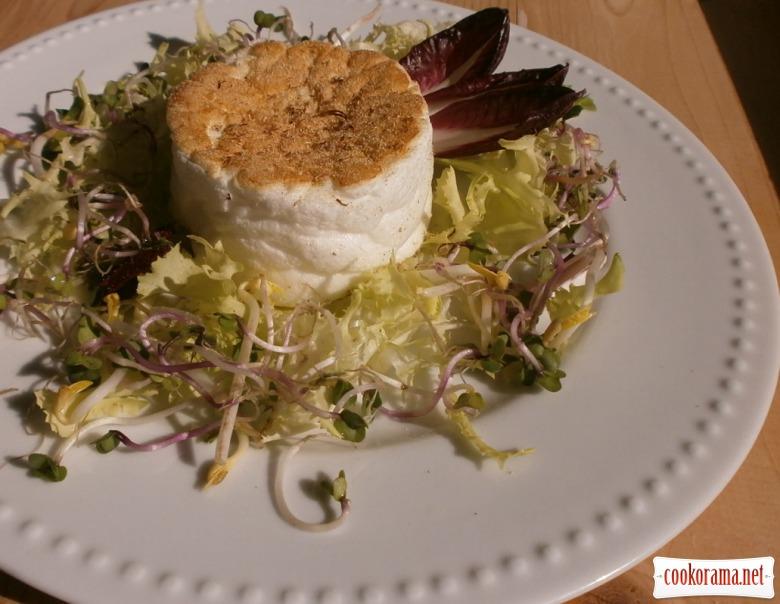 піджарити, приготувати салат