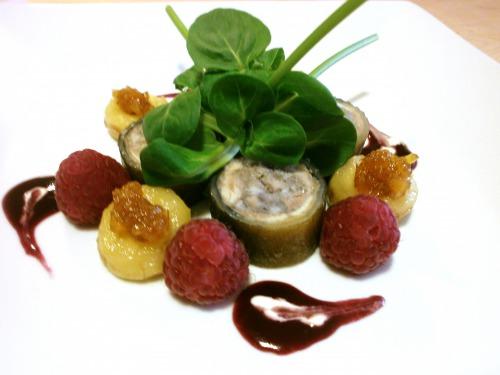 Салат - закуска з фаршированого в*юна