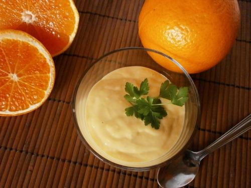 """""""Голандський"""" соус на апельсиновому соці до м*яса, риби"""