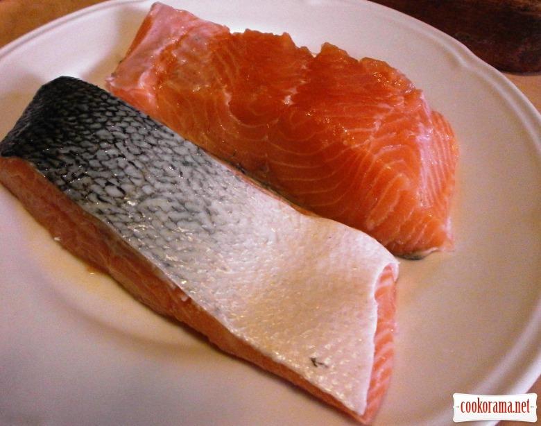 підготувати рибу