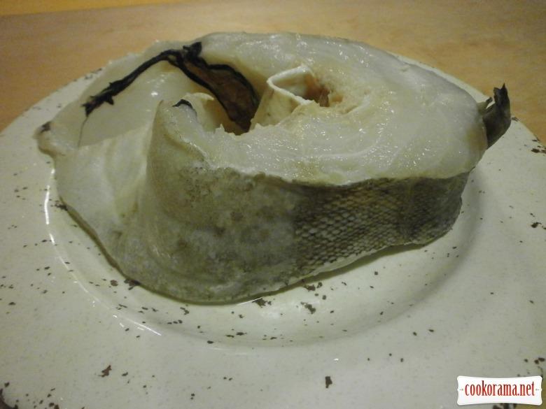 Рибний паштет з тріски по - венеціанськи ( baccala mantecato)