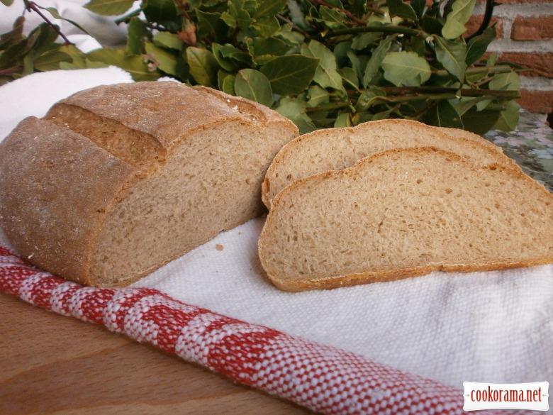 випекти хліб