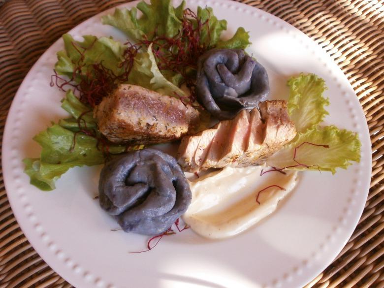 Рибне філе у пікантному маринаді