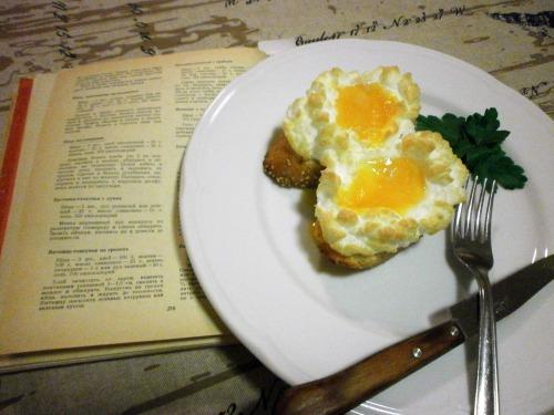 Яйця по - словацьки