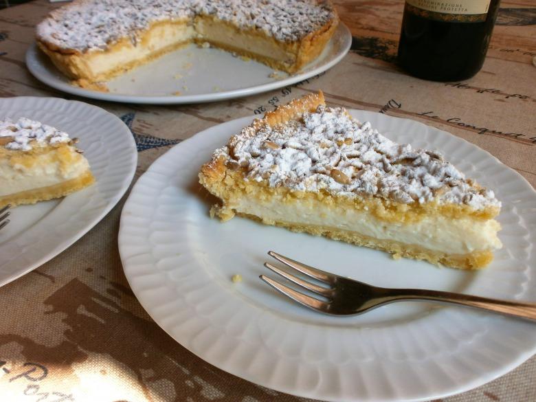 """Бабусин торт """"Torta della nonna"""""""