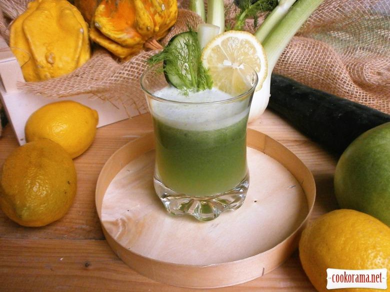 видавити сік додати сік лимону