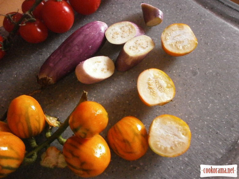 овочі нарізати