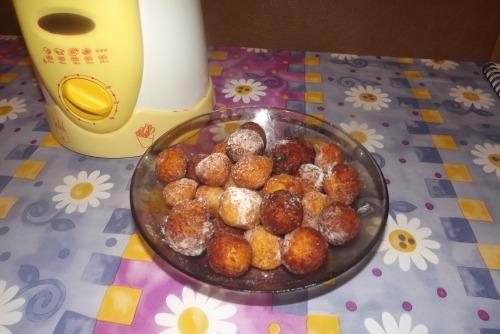 шарики фритюре рецепт фото