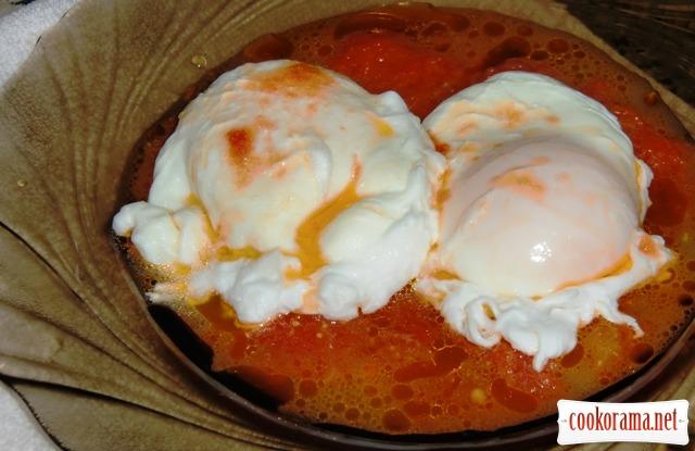 Яйцо пашот без уксуса рецепт