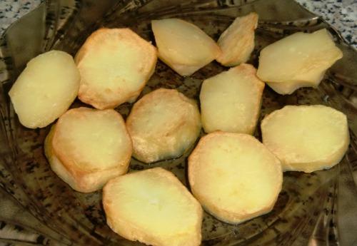 Картофельно-творожная закуска