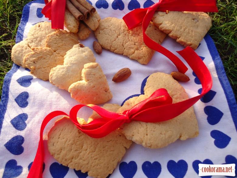 Печенье с пряностями «Люблю»