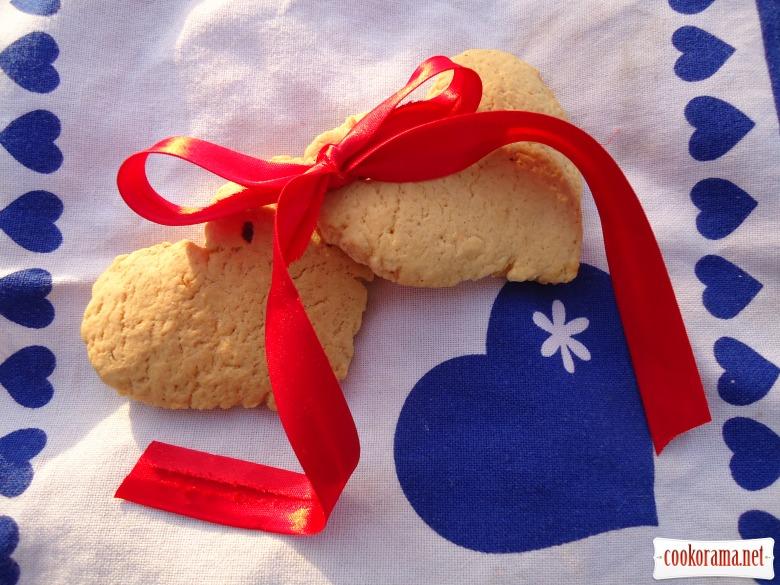 Печенье спряностями «Люблю»