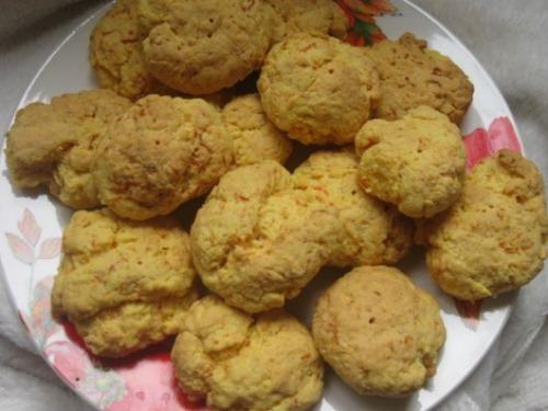 Морквяне печиво
