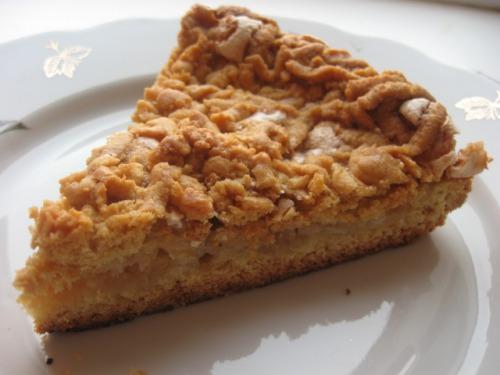 """Пиріг яблучний """"Мрія"""""""