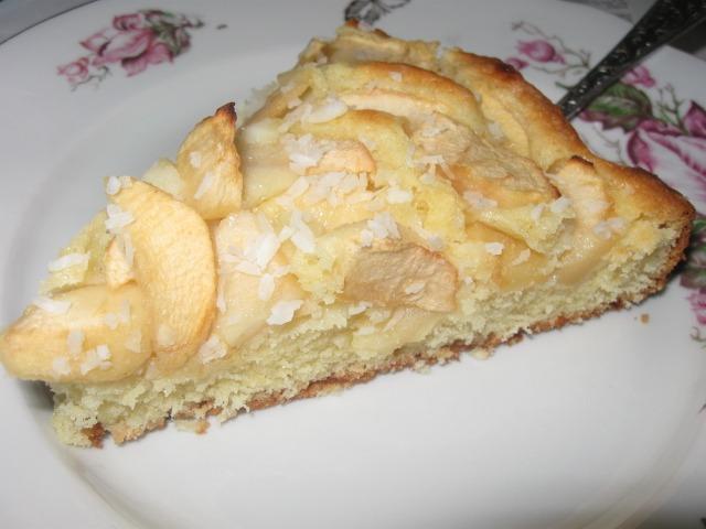 """Пиріг """"Яблучний рай"""""""