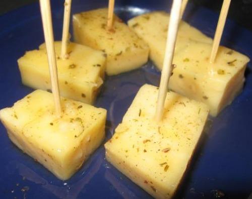 Маринований сир