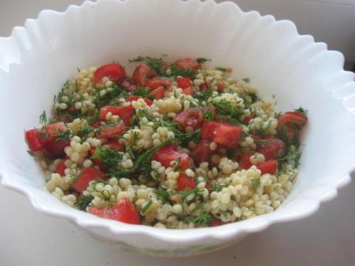Салат із кус-кусом