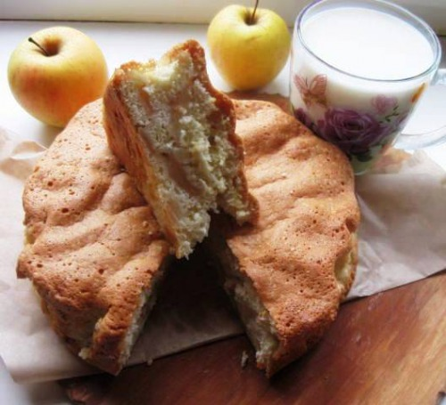 Apple charlotte