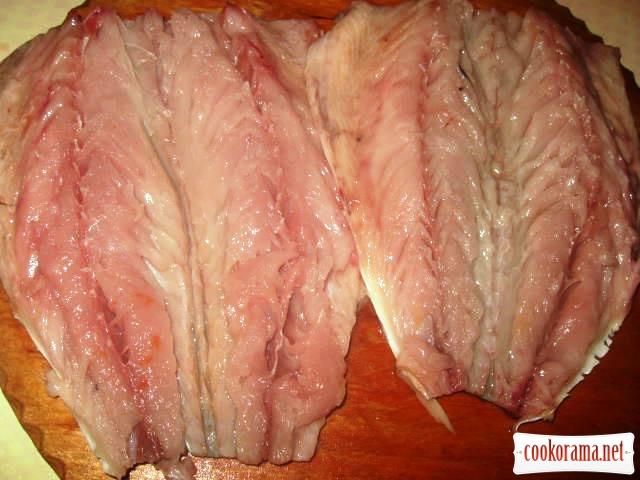 Солена риба