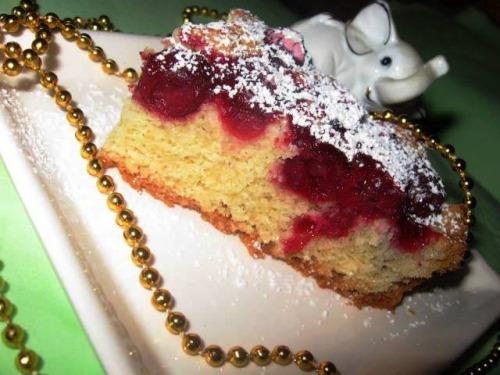 Вишневий пиріг