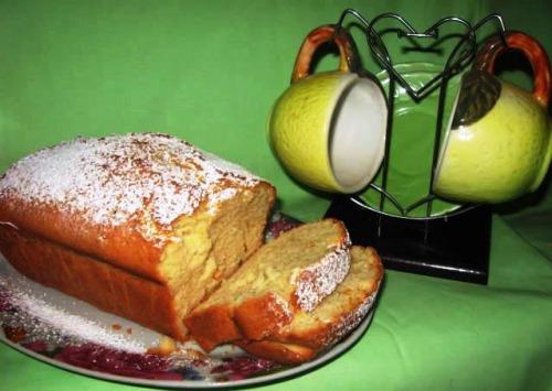 Кекс на кефірі рецепти з фото