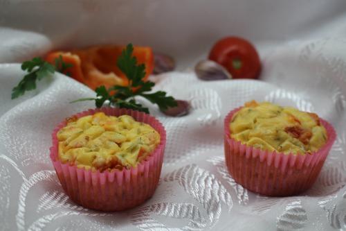 Овочеві кексики
