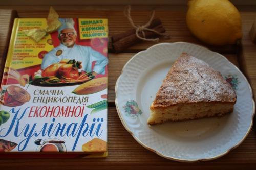 Сирний кекс з домашнього сиру
