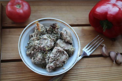 Нежное мясо по-грузински
