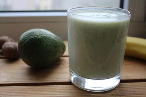 Смачний і корисний смузі з авокадо