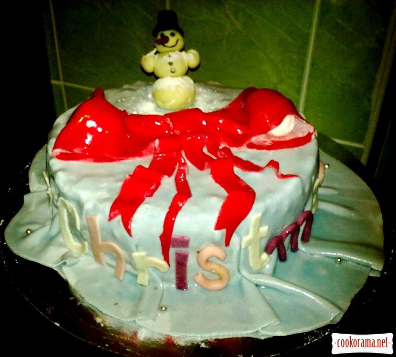 Торт «Бродячий»