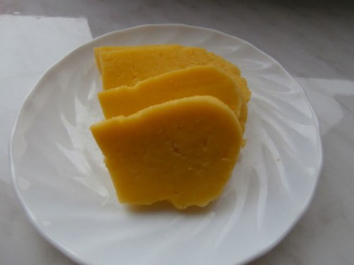 Солодка сирна грудка  (Великодня грудка)