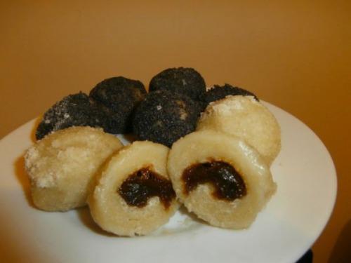 Картопляні кнедлики зі сливами по- чеськи або картопляні гомбовці