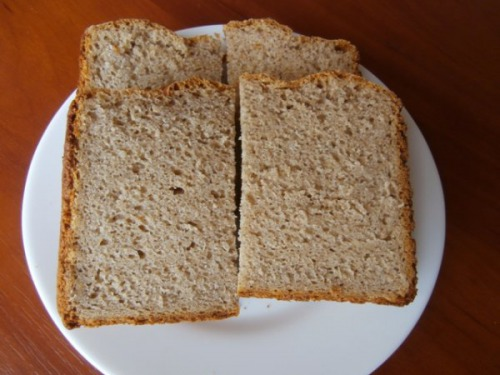 Хліб Столичний (пшенично-житній на кислому молоці)