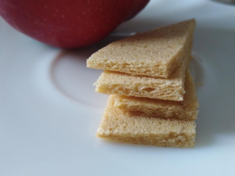 Повітряна пастіла (яблучно-білкова  пастіла)