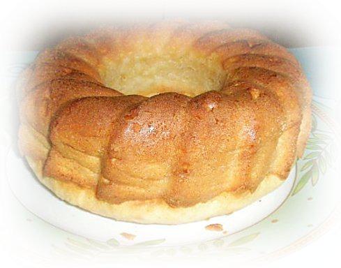 Сирний кекс Диво