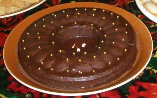 Шоколадний кекс смак Дитинства